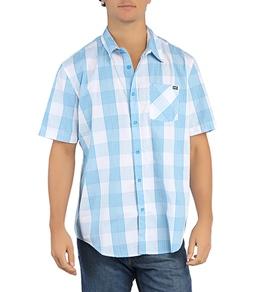 Rip Curl Men's Supergrass S/S Button-Up Shirt
