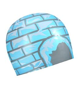 Sporti Igloo Silicone Swim Cap