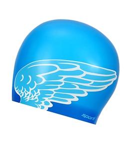 Sporti Wings Silicone Swim Cap