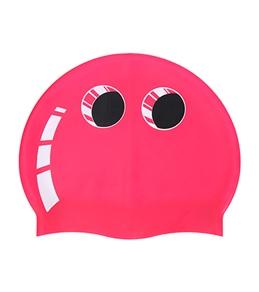 Sporti Bowling Ball Silicone Swim Cap