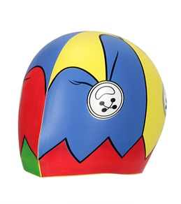 Sporti Jester Silicone Swim Cap
