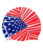 Sporti USA Shatter Star Swim Cap