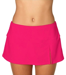 Sunsets Solid Contemporary Skirt Bottom