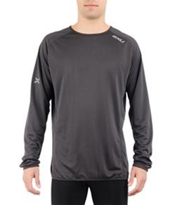 2XU Men's Carbon X Long Sleeve Running Top