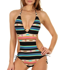 Ralph Lauren Amara Stripe Monokini