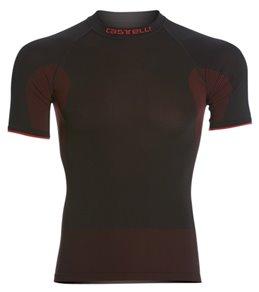 Castelli Men's Iride Seamless Short Sleeve Base Layer