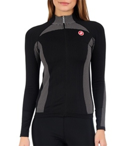 Castelli Women's Brillante Jersey Full Zip