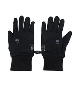 Mountain Hardwear Men's Power Stretch Running Glove