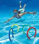 Intex Underwater Fun Rings