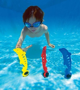Intex Underwater Fun Dolphins