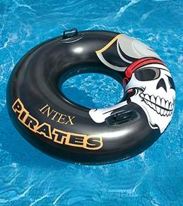 "Intex 42"" Giant Pirate Tube"