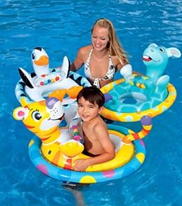 Intex See-Me-Sit Pool Riders