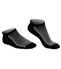 Brooks Men's Essential Low Cut Tab Running Socks 2 Pack