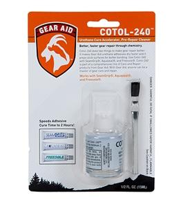 Gear Aid COTOL-240 Cure Accelerator