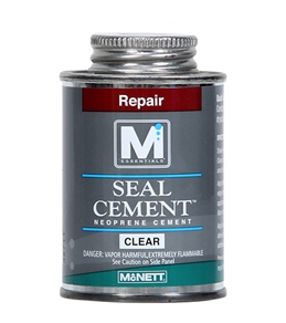 M Essentials Seal Cement -Clear 4oz