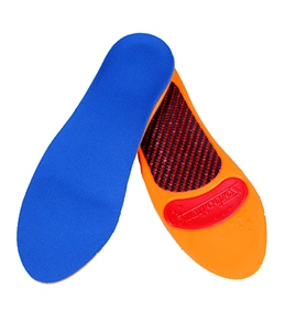 Sorbothane Ultra Graphite Arch Insoles