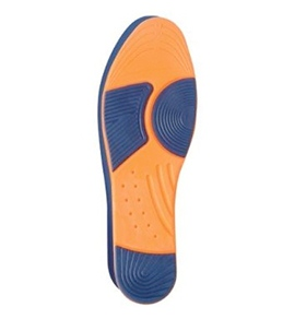Sorbothane Men's Flat Comfort Insole