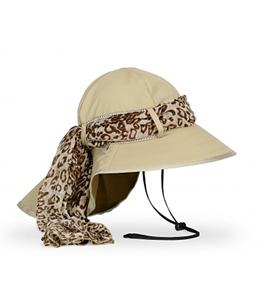 Sunday Afternoons Women's Resort Hat With Scarf