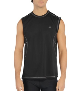 Alo Men's Balance Sleeveless Yoga Tee