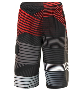Quiksilver Boys' Third Time Volley Shorts (8-20)