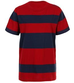 Quiksilver Boys' Hoebeck S/S T-Shirt (8-20)