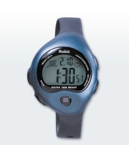 Robic Finger Touch Pulse Monitor