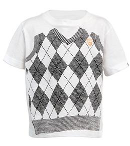 Quiksilver Kids' Vested Interest S/S T-Shirt (2T-7X)
