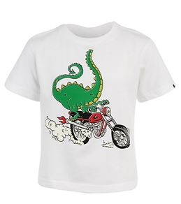 Quiksilver Kids' What A Drag S/S T-Shirt (2T-7X)