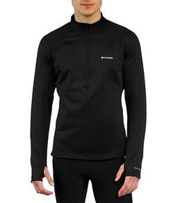 Columbia Men's Extreme Fleece Long Sleeve Running 1/2 Zip