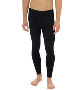 Columbia Men's Baselayer Midweight Running Tight w/Fly