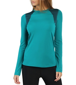 Columbia Women's Anytime Active Long Sleeve Running Top
