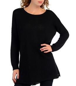 Volcom Girls' Sin Ombre Stripe Pullover