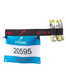 iFitness Race Belt with Gel Holders