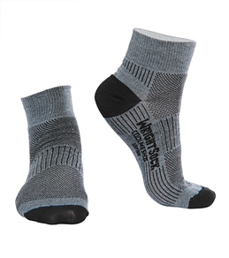 Wrightsock Cool Mesh Quarter Running Socks