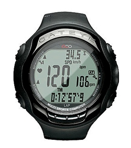 CatEye Q3a (MSC-CY300) HRM, Altimeter and Cycling Computer