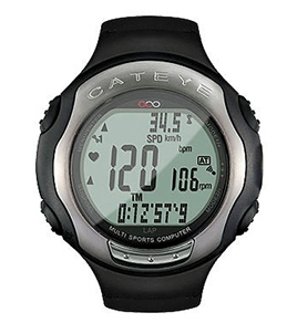 CatEye MSC-CY200 Q3 HRM and Cycling Computer