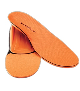 Superfeet Men's Orange Insoles