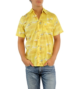 Lost Guys' Wovens Pearl Driver Button-Up Shirt
