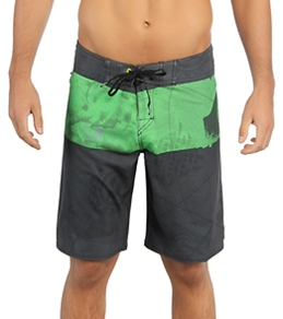 Quiksilver Men's Cypher Kelly Nomad Board Shorts