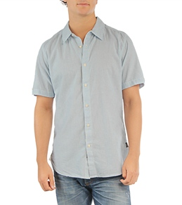 Quiksilver Men's Nooksie S/S Button-up Shirt