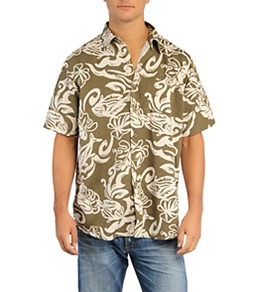 Honolua Men's Rush Reef S/S Shirt