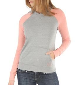Billabong Women's Simple Side Pullover Hoodie