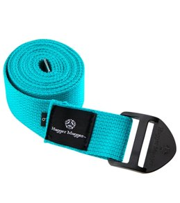 Hugger Mugger 6' Cotton Yoga Strap w/ Cinch