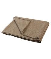 Hugger Mugger 100% Natural Wool Yoga Blanket