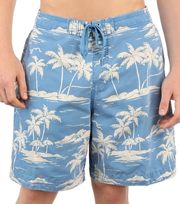 Honolua Men's Mahina 1/2 Elastic Volley Board Shorts