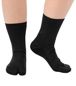 Quiksilver Syncro Polypro Split Toe Sock