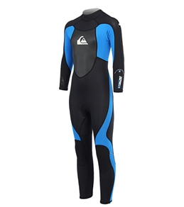 Quiksilver Syncro Kids Back Zip Fullsuit 3/2 MM