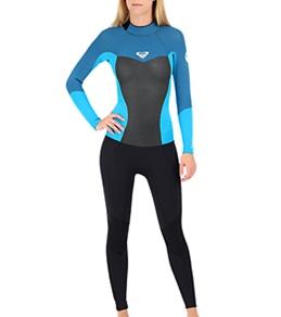 Roxy Women's Syncro 3/2 MM Back Zip Fullsuit
