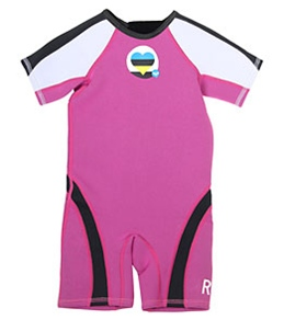 Roxy Toddler's Syncro 1.5 MM Spring Suit