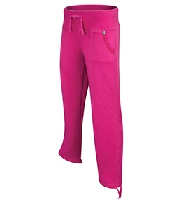 TYR Pink Female Sweatpant
